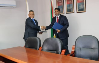 BVM and INDE sign Protocol to Promote Financial Education on Capital Market